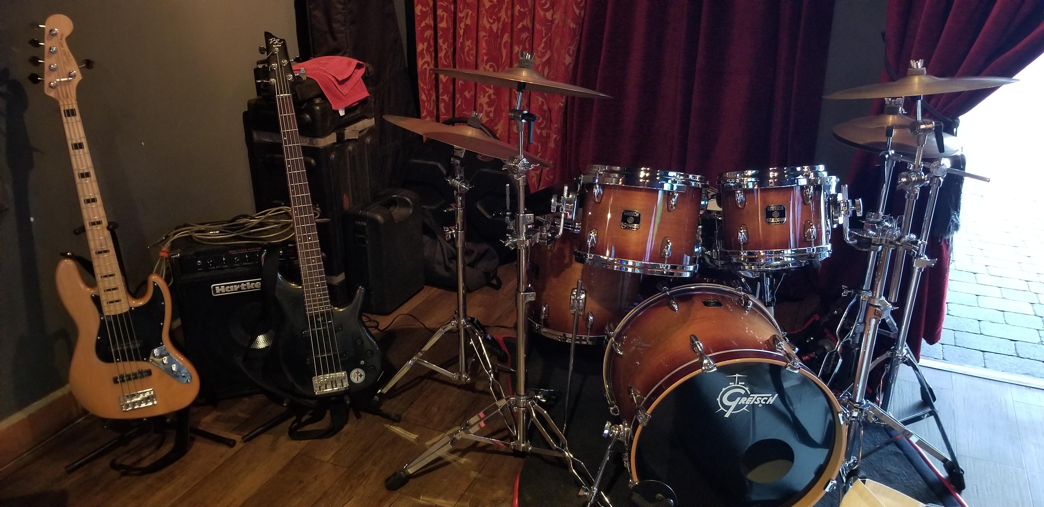 Santa Barbara Rock Band