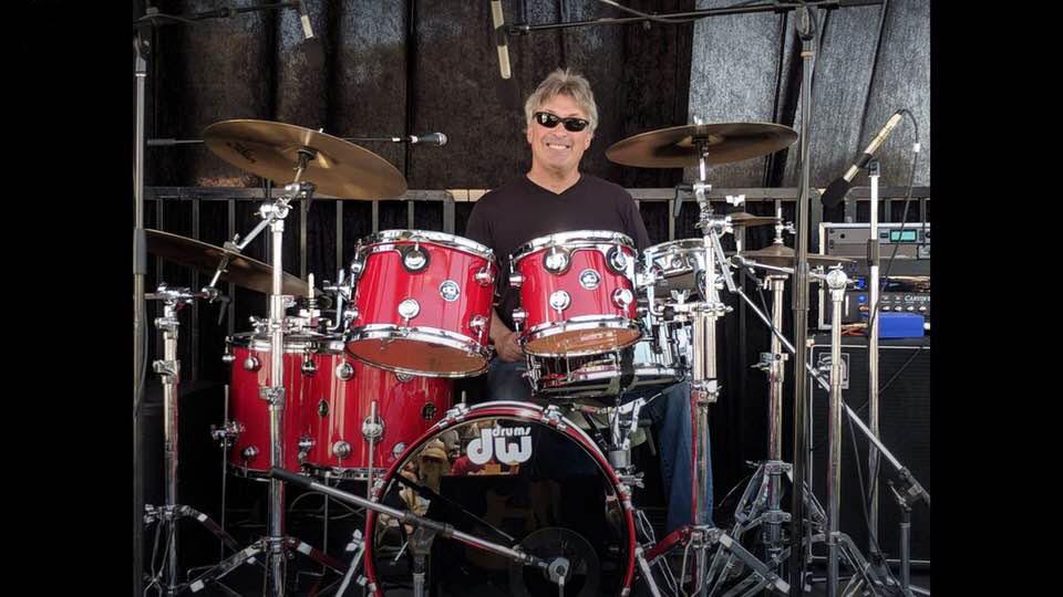 Santa Barbara Drummer Barry Birmingham